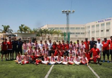 Ολοκληρώθηκε με επιτυχία το Camp του Θρύλου στην Κύπρο! (pics)