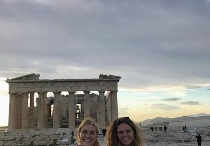 Επίσκεψη στην Ακρόπολη (pics)