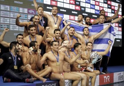 Η κορυφαία χρονιά στην ιστορία του Ερασιτέχνη Ολυμπιακού!