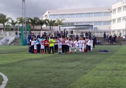 Με επιτυχία το 1ο τουρνουά Σχολών Θρύλου στην Λεμεσό! (pics)