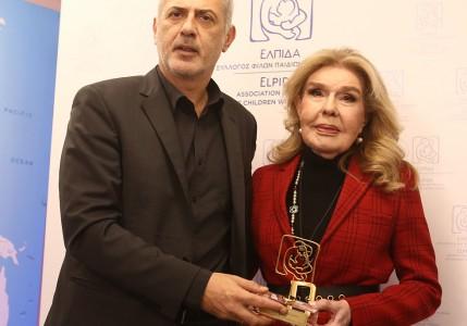 Ο Σύλλογος Ελπίδα τίμησε τον Ολυμπιακό και τον ηγέτη του! (vids, pics)