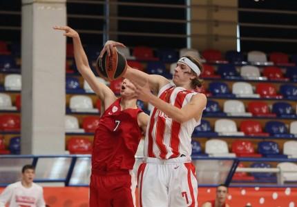 Ήττα για τον Ολυμπιακό U18 από Ερυθρό Αστέρα! (pics)