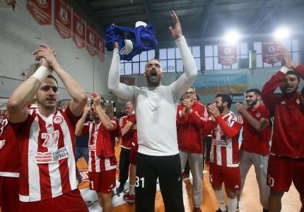 Έτσι πανηγύρισαν οι Κυπελλούχοι Ελλάδος! (pics)