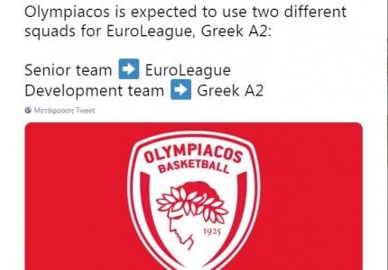 Ευρώπη: «Ο Ολυμπιακός γράφει ιστορία»!