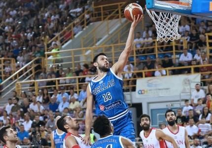 Με Giannis και «Παπ» εύκολα το Ιράν (pics)