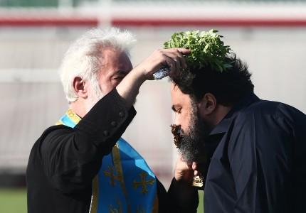 Παρουσία Βαγγέλη Μαρινάκη ο ετήσιος Αγιασμός του Θρύλου στο Ρέντη! (pics)