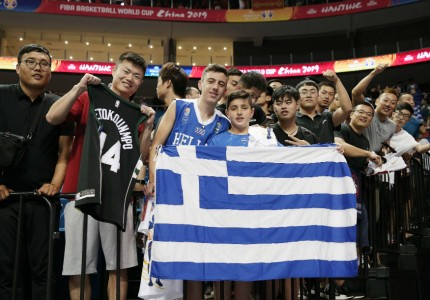 Αρχή με 25άρα η Ελλάδα στο Παγκόσμιο (pics, vids)