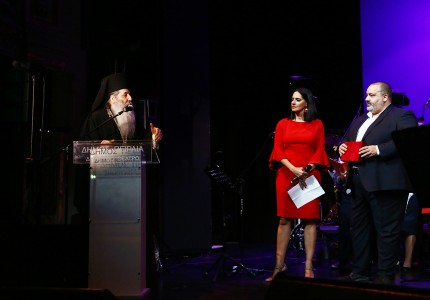 Βραβεύτηκε ο Ολυμπιακός για την κοινωνική προσφορά του! (pics)
