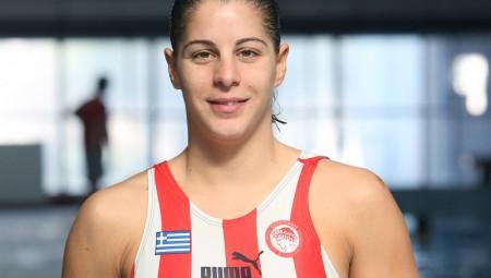 MVP η Μανωλιουδάκη