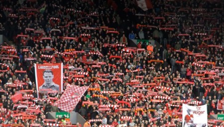 YOU' LL NEVER WALK ALONE