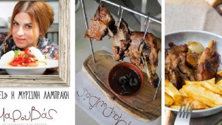 Μαρουβάς: Η στάση των Κρητικών γεύσεων