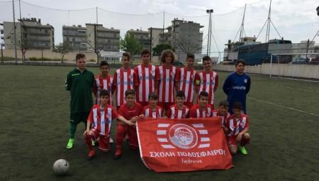 Πλούσια η δράση στο τουρνουά Θεσσαλονίκης
