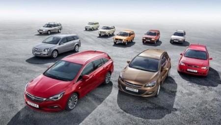 Η νέα οικογένεια μοντέλων Opel X για «X-tra» απόλαυση
