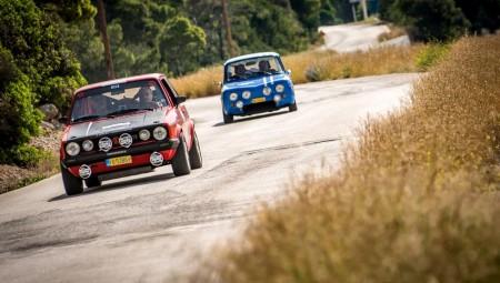 To 1ο Hellenic Regularity Rally ανήκει στην ιστορία