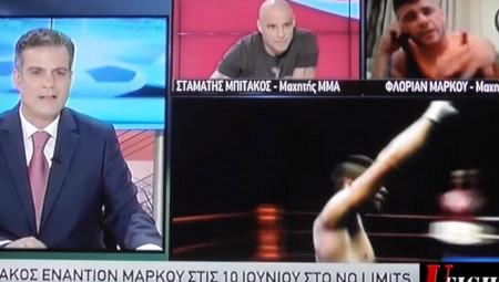 Όλος ο τηλεοπτικός «πόλεμος» με Μπιτάκο και Μάρκου (vid)