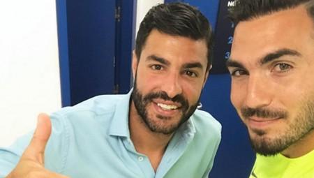 Με τον Τόρες ο Ρομπέρτο (pic)