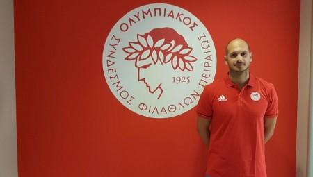 Επιστρέφει στον Ολυμπιακό ο Χατζηδάκης