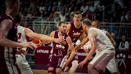 Η εντυπωσιακή πορεία του Στρέλνιεκς στο Ευρωμπάσκετ