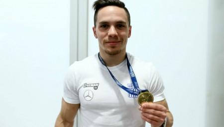 Πρόβα τζενεράλε στο Παρίσι για τους πρωταθλητές της ενόργανης γυμναστικής