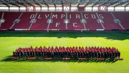 Επιτυχημένο το 7ο σεμινάριο Σχολών του Ολυμπιακού!