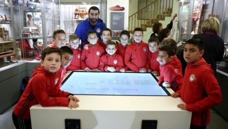 Η Κ-9 πήγε στο Μουσείο Παιχνιδιών Μπενάκη (pics)