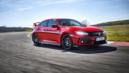 Το Honda Civic Type R αναδείχτηκε «Best Performance Car»