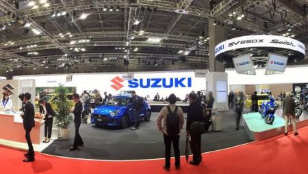 Νέα τεχνολογική καινοτομία από τη Suzuki