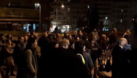 Αποδοκίμασαν τον Τσίπρα στη Θεσσαλονίκη