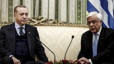 Επίσκεψη Ερντογάν Live: Επιμένει στις προκλήσεις ο Τούρκος πρόεδρος: Η μειονότητα στη Θράκη είναι τουρκική
