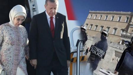 Επίσκεψη Ερντογάν Live: Προσγειώθηκε το αεροπλάνο στο Ελευθέριος Βενιζέλος
