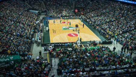 Sold out η «Zalgirio Arena»