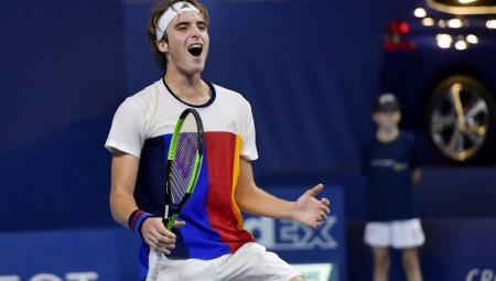 Αρχίζει με ATP το 2018 ο Τσιτσιπάς