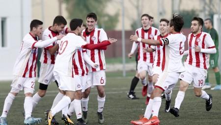 Πέντε «ερυθρόλευκοι» στην Εθνική Παίδων