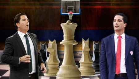 Στη μπασκετική σκακιέρα των Πασκουάλ-Σφαιρόπουλου