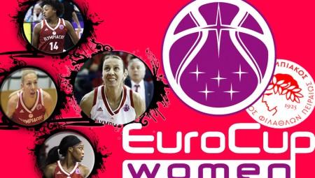 Θετικός ο απολογισμός του Ολυμπιακού στο Eurocup
