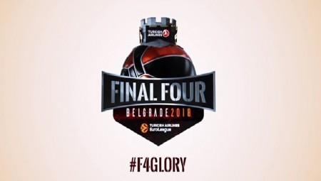 «Αποκαλύφθηκε» το logo του Final 4 του 2018 (vid)