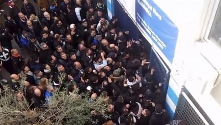 Μεγάλος φόβος στην Λαμία για επεισόδια ενόψει ΠΑΟΚ