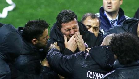 «Κανείς δεν κερδίζει, χαμένο βγαίνει το ελληνικό ποδόσφαιρο»