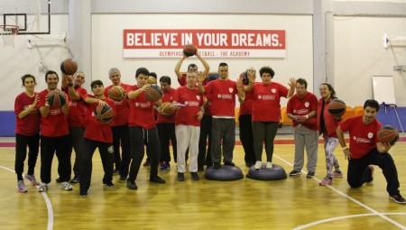 Κοντά στο ONE Team της Ευρωλίγκας (pics)