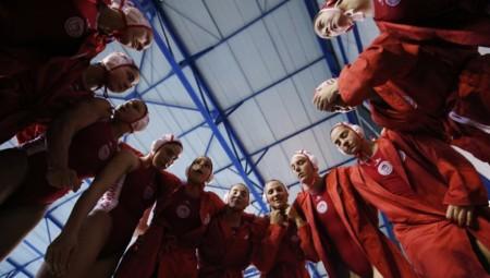 Η παρακάμερα του Ολυμπιακός-Κίνεφ Κίρισι (vid)