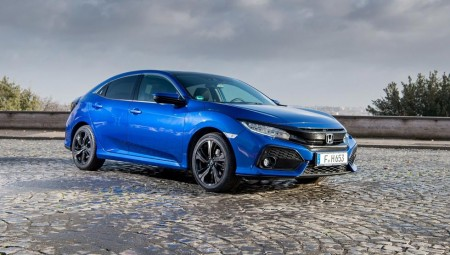 2018 Honda Civic 1.6 i-DTEC