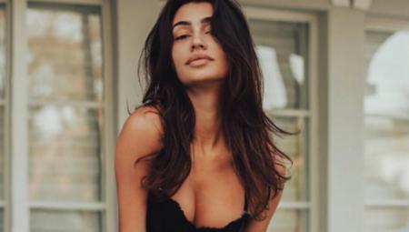 «Αναστάτωσε» το Instagram η Σοφία Χαρμαντά γυμνή