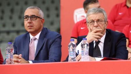 Σκινδήλιας και Σταυρόπουλος στο Euroleague board!