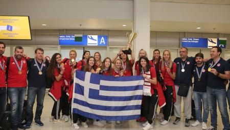 Πάτησαν Ελλάδα οι πρωταθλήτριες Ευρώπης και τώρα όλοι Ρέντη!