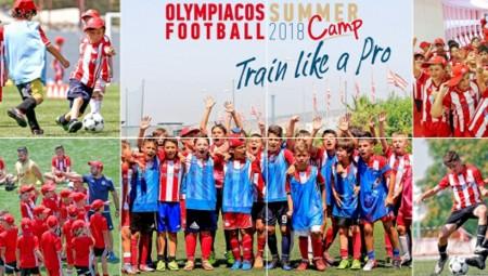 Οι ΗΠΑ… ψηφίζουν το Summer Camp του Ολυμπιακού