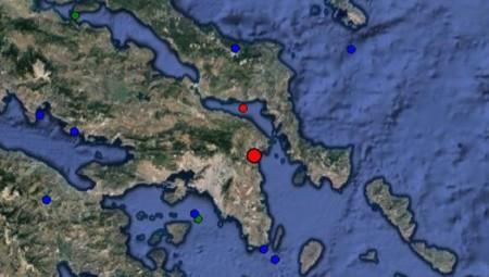 4,2 ρίχτερ ο σεισμός