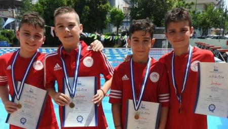 Έντεκα μετάλλια στους Θερινούς αγώνες!