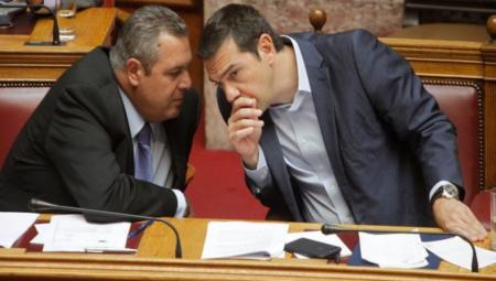 Σε κατάσταση αποσύνθεσης οι ΣΥΡΙΖΑΝΕΛ – Τρέχουν για να σωθούν