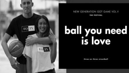 Ο Κάιλ Ουίλτζερ στο «Ball you need is love»!