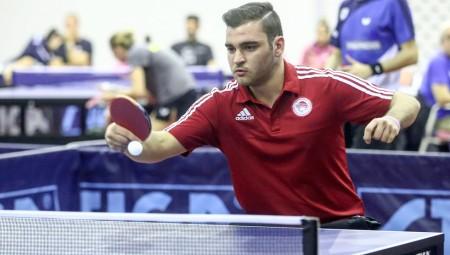 Σγουρόπουλος και Τέρπου στο Ευρωπαϊκό πρωτάθλημα Νέων